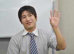 看板のお客様の声/豊橋の個別学習塾の桜花予備校の西尾様2