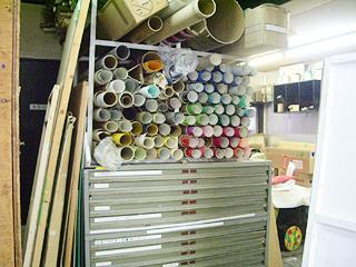 豊橋の看板屋さんの看板製作工房の写真7
