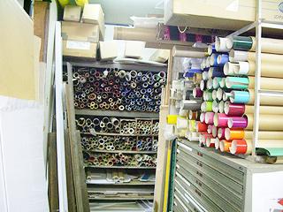 豊橋の看板屋さんの看板製作工房の写真9