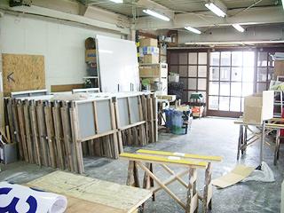 豊橋の看板屋さんの看板製作工房の写真10